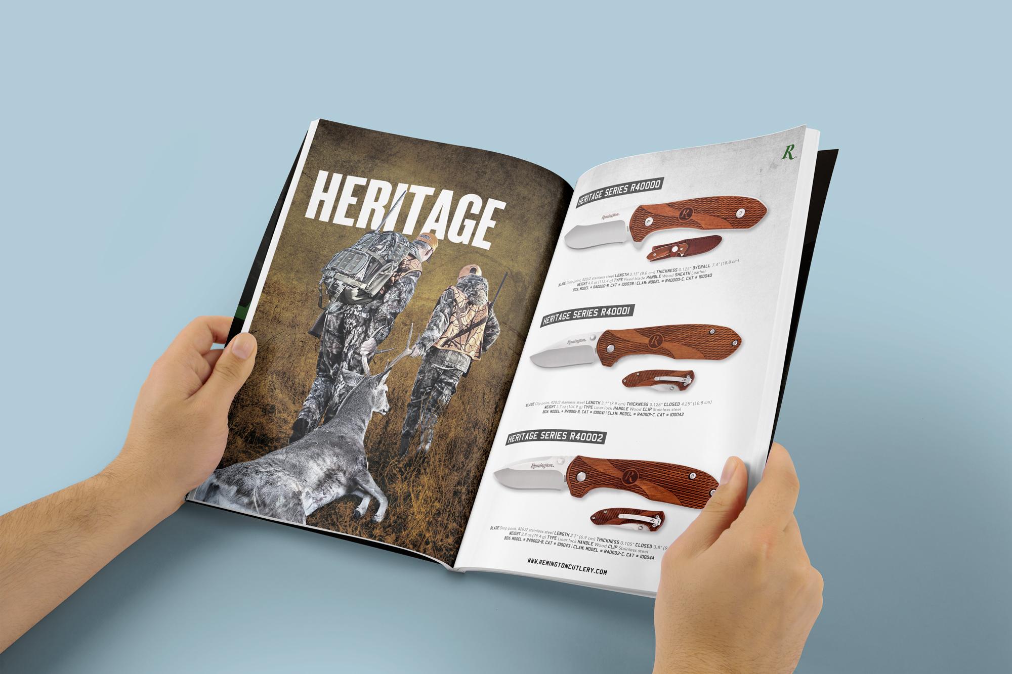 RemingtonCatalog_HeritageSpread