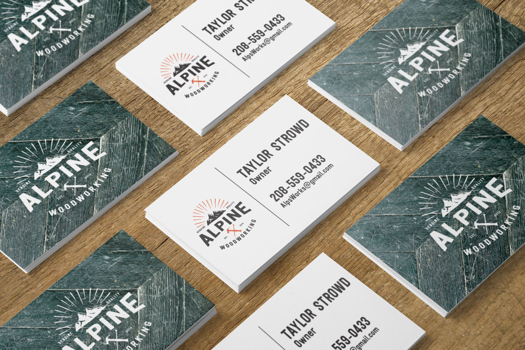 BusinessCards_AlpineWoodWorking